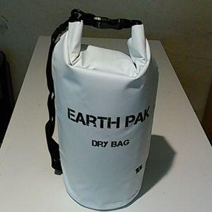 Earth Pak Dry Bag 10L white